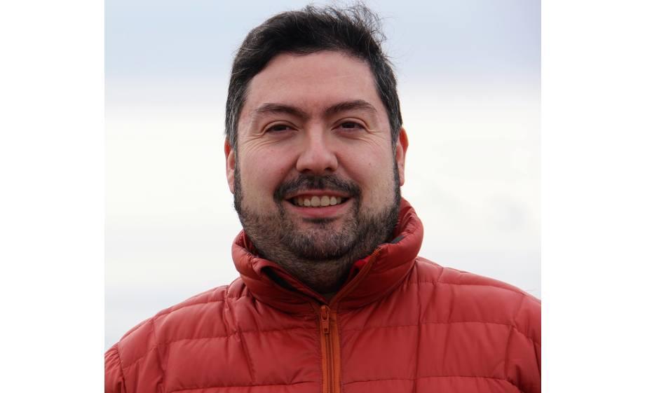 Cristian Kubota, gerente de la Asociación de Salmonicultores de Magallanes.
