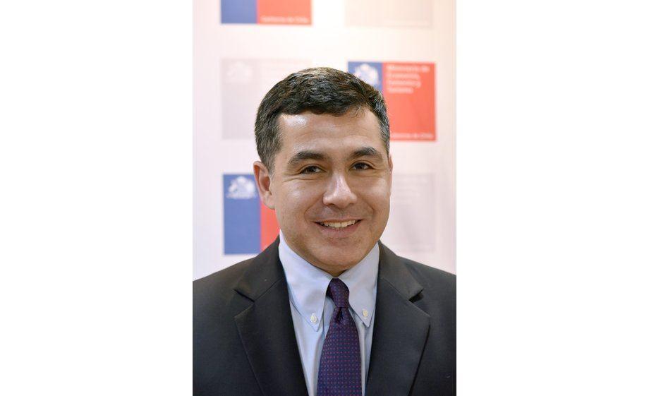 Subsecretario de Pesca y Acuicultura, Eduardo Riquelme.