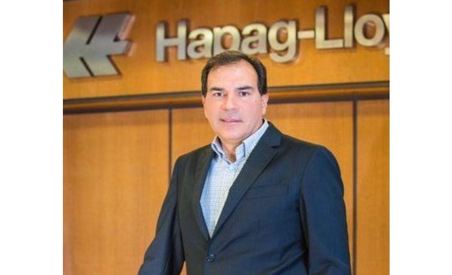 Christian Seydewitz, SVP Área Chile de Hapag Lloyd. Foto: Hapag Lloyd.