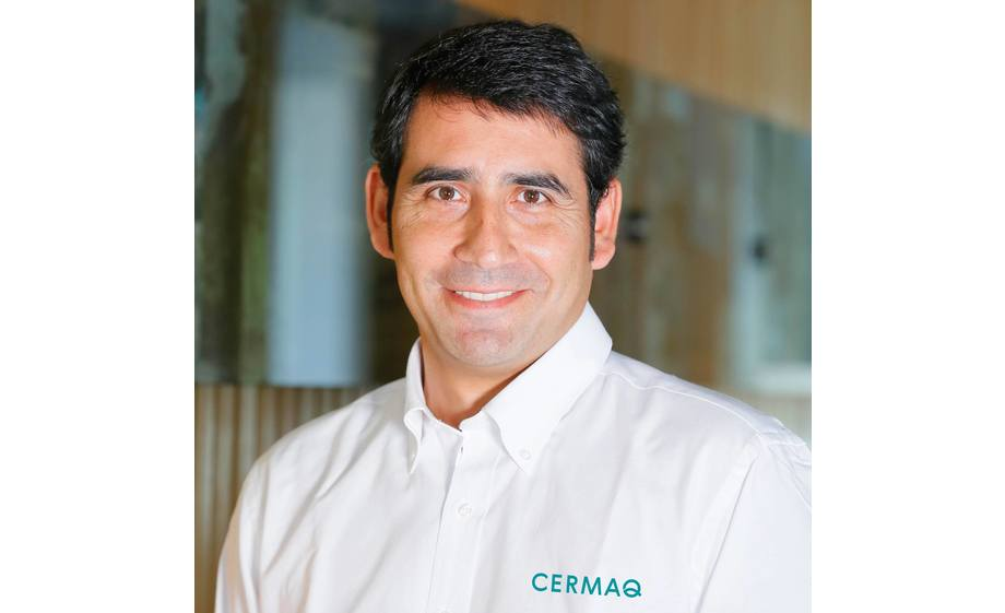Francisco Miranda, gerente general de Cermaq Chile. Foto: Cermaq Chile.