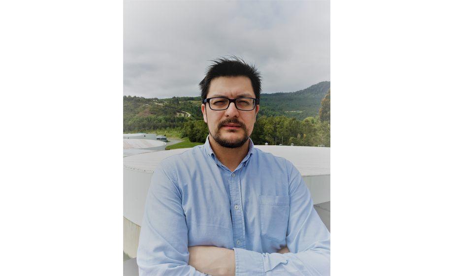 Roberto Muñoz es el nuevo gerente de Producción de Reproductores de Benchmark Genetics Chile. Foto: Benchmark Genetics Chile.