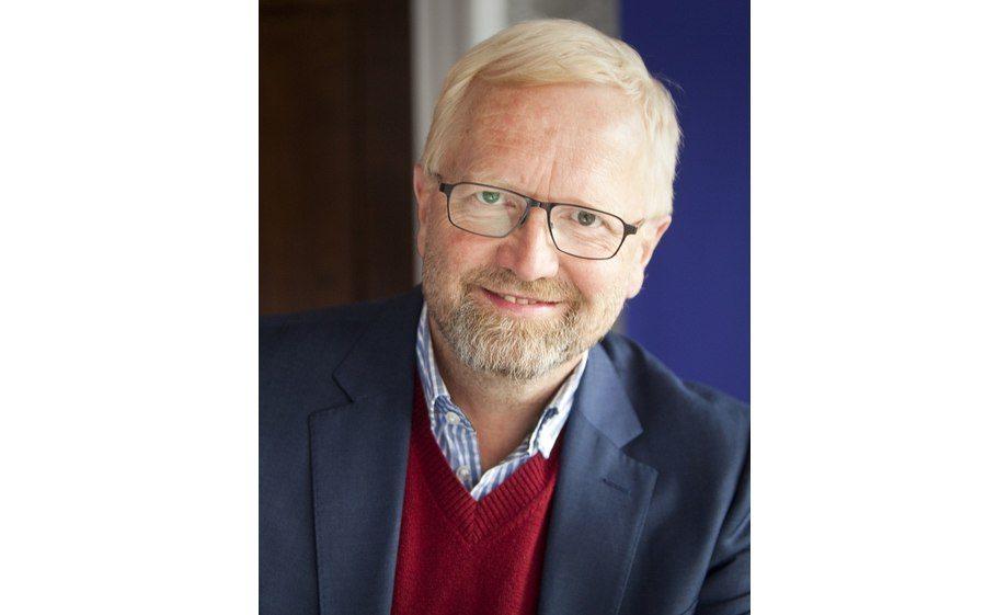 El vicepresidente ejecutivo de Relaciones Comerciales en BioMar, Niels Alsted. Foto: BioMar.