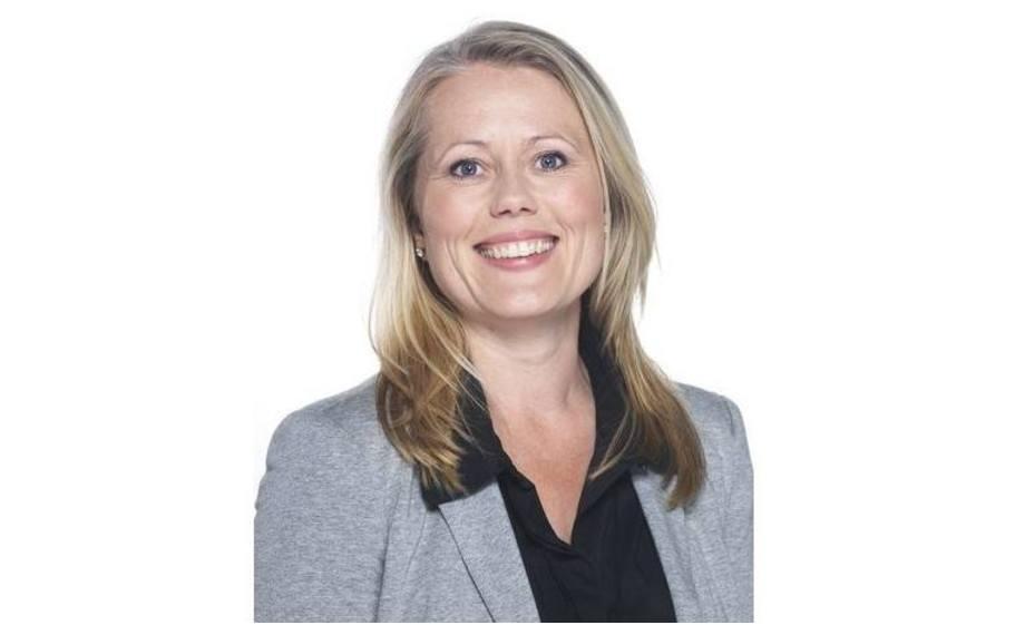 Hilde Mosand er ny markedssjef ved MSD Animal Healths akvakulturavdeling. Foto: MSD Animal Health.