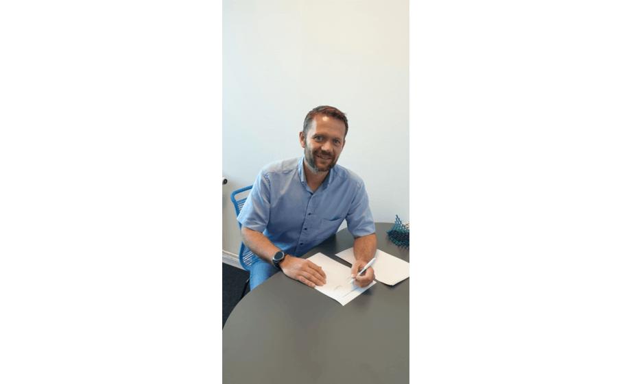 Tom Eirik Aasjord er ansatt som administrerende direktør i Nova Sea. Foto: Nova Sea