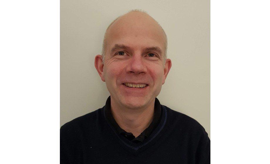Gaute Gordon blir en ny teknisk sjef for Bio Marine. Foto: Bio Marine.