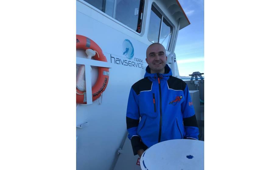 Hans Christian Myhre har lang fartstid fra blant annet offshoreindustrien. Foto: Privat.