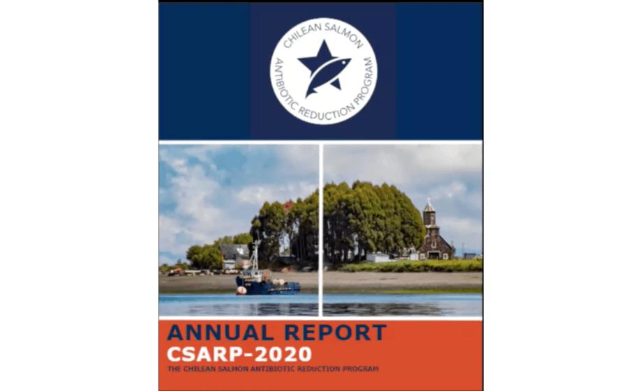 Primer reporte del CSARP.