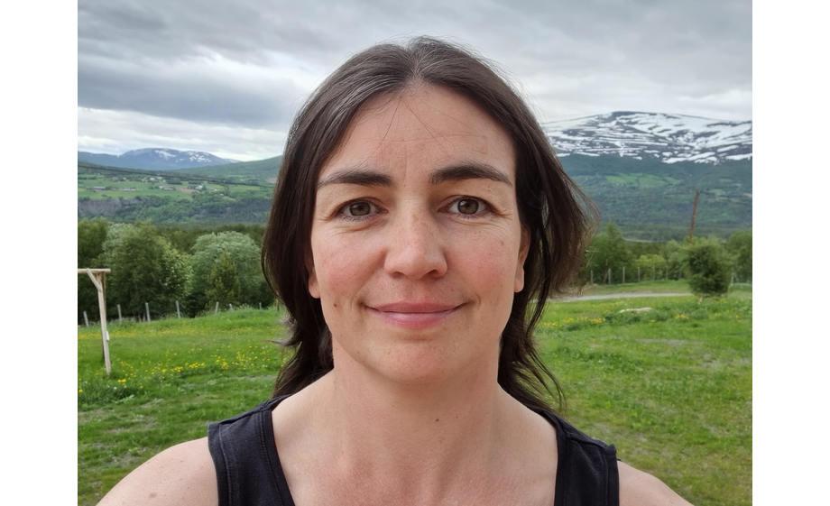 Ragnhild Hollup er ansatt som ny teknologidirektør i OptoScale AS.Foto: OptoScale AS