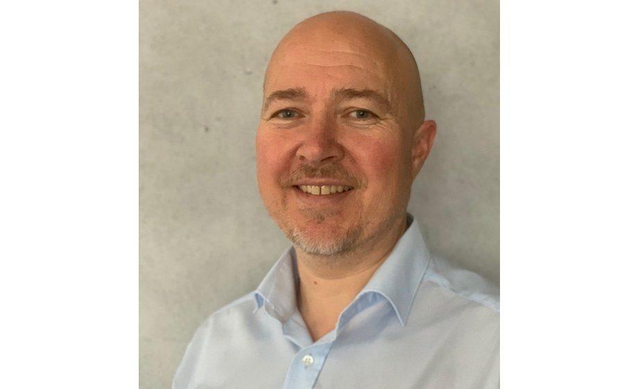 Roger Aspen er utdannet ingeniør innenfor aquateknologi ved Bergen Ingeniørskole. Foto: Marel.