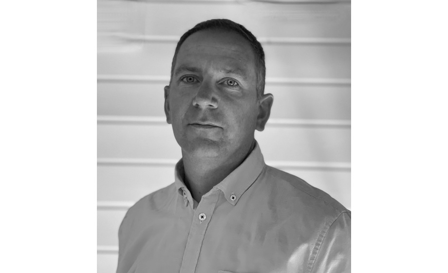 Stian André Narjord er ny i CM Aqua technologies. Foto: Privat.