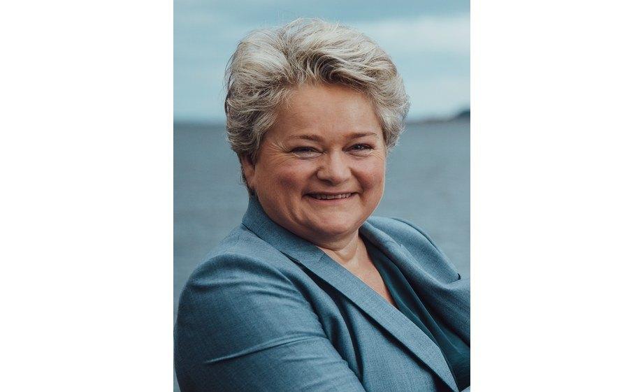 Margareth Kjerstad, kronikkforfatter og FoU-direktør i C Food Norway. Foto: Johannes Lovund