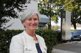 Anne-Kristin Øen, administrerende direktør Salmon Group sier at en total utskiftning på politisk side vil etter hennes skjønn bli mer krevende. Foto: Andrea Bærland