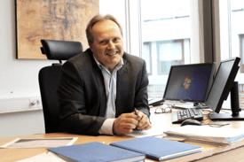 Administrerende direktør Dagfinn Neteland i Fjord1. Arkivfoto