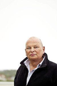 Svein Martin Sæle har over 30 års erfaring med brønnbåter. Foto: Eivind Senneset