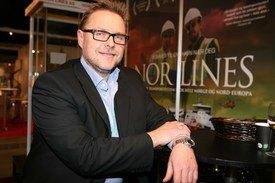 Tor Arne Borge administrerende direktør i Kystrederiene. Foto: Per Dagfinn Wolden, Moderne Transport