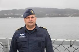 Kommandørkaptein Preben Ottesen