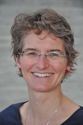 Camilla Røhme i Statens Vegvesen er prosjektleder for utviklingsprosjektet. Foto: Henriette Erken Buskerud