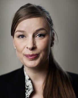 Maria Bruun Skipper, underdirektør i Danmarks Rederiforening. Foto: Danmarks Rederiforening