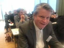- Norske verft kan ikke konkurrere mot spanske subsidier, sier Lars Gørvell-Dahll til Skipsrevyen.