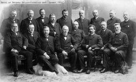 Skipperforeningsmedlemmer 1903