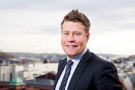 Statsekretær Elnar Remi Holmen (foto: OED/Scanpix)