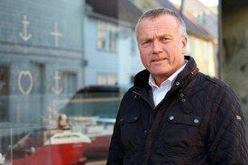 Sverre Meling er forfatter av rapporten Foto: Heine Birkeland