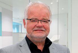 Asle B. Strønen, Administrerende direktør i Norske Skipsverft