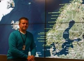 Beredskapskoordinator i Redningsselskapet, Tony Johansen. Foto: Redningsselskapet