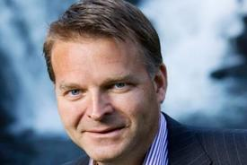 Erik Heim, administrerende direktør i Fredrikstad Seafood AS.