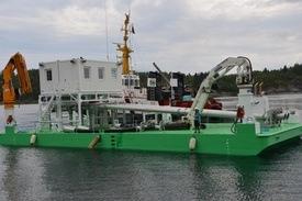 FLS avluser. Foto: Flatsetsund Engineering.