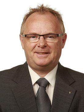 Per Sandberg ble onsdag 16. desember lansert som ny fiskeriminister.