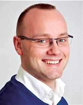 Vidar Andreassen, Innovasjon Norge i Sør-Trøndelag. Foto: Innovasjon Norge