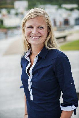 Ingebjørg Sævareid, produktsjef i MSD Animal Health. Foto: MSD.