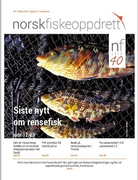 Professor Frank Asches analyse kan du lese i sin helhet i Norsk Fiskeoppdrett nr 2. (Klikk for større bilde).
