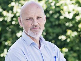 Henrik Stenwig, direktør miljø og helse i Sjømat Norge. Foto: Sjømat Norge.