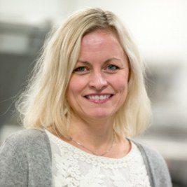 Birgitte Sørheim. Foto: Salmobreed.