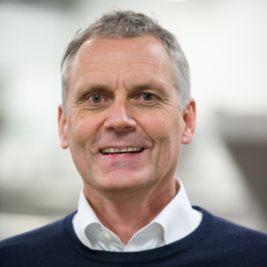 Administrerende direktør Jan-Emil Johannessen. Foto: Salmobreed.