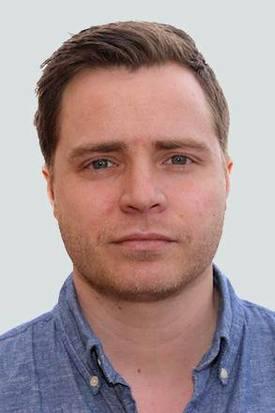 Andreas Ingebrigtsen er kommunikasjonasrådgiver i Norges Sjømatråd. Foto: Norges Sjømatråd