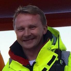 Michael Røssland har ansvaret for opplæring og trening i Norsafe-gruppen, herunder Norsafe Academy og sier de har hatt en stor økning i antall kurs til havbruksnæringen. Foto: privat/Facebook.