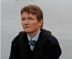 Ruth Lillian Kjæmpenes, seksjonssjef i Fiskeridirektoratet region Midt.Foto: Fiskeridirektoratet.