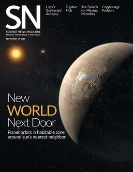 I Science News, som utkommer 17 september, er rømming fra oppdrett en av toppsakene.