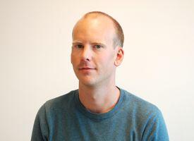 Anders Karlsson-Drangsholt er ny seniorrådgiver, havbruk for Bellona. Foto: Bellona.