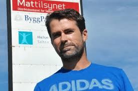 Are Strøm, spesialinspektør i Mattilsynet, avdeling Salten. Foto: Privat.