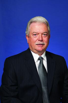 AquaBountys administrerende direktør Ronald Stotish. Foto: AquaBounty.