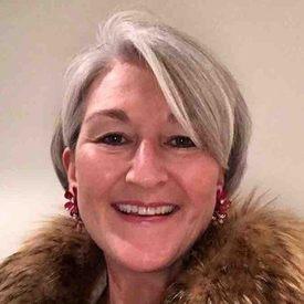 Anne-Kristine Øen er ny dagleg leiar i Salmon Group. Foto: Privat/LinkedIn