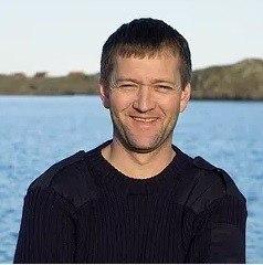 Bjarte Espevik, daglig leder i Kvitsøy Sjøtjenester. Foto: Nickolas H. Tomasgaard.