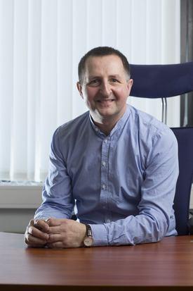 Trygve Solaas, viseadministrerende direktør i Havyard Ship Technologies. Foto: Havyard.
