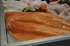 Ny studie viser at rå fisk ikke var sunnere enn varmebehandlet fisk. Illustrasjonsfoto: Daniella Balin.