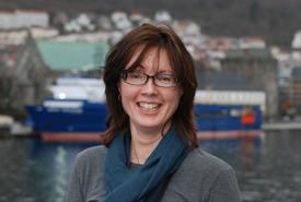 Judith Tørvi, personalsjef i Ewos/Cargill Norge er en av de som har vært med å utarbeidet Seafood Trainee programmet som skal starte opp for andre gang til høsten. Foto: Ewos/Cargill.