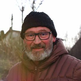 Driftsleder Odd Arne Kjørsvik sier til Kyst.no at de i år vil trappe litt ned produksjonen deres, og planlegger produksjon av 1,2 millioner rognkjeks. Foto: Privat.